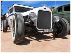 Ford Model A, 1929 _ Hot Rod (v8dub) Tags: ford model a 1929 hot rod kustom custom schweiz suisse switzerland neuchâtel american pkw voiture car wagen worldcars auto automobile automotive old oldtimer oldcar klassik classic collector v8