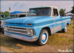 '64 Chevy Truck (Photos By Vic) Tags: 1964 64 classic carshow chevy chevrolet truck pickup old antique vehicle vintage 2017goodguys3rdnorthcarolinanationals