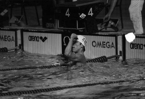 082 Swimming_EM_1987 Strasbourg