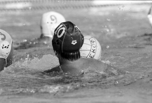 029 Waterpolo EM 1991 Athens