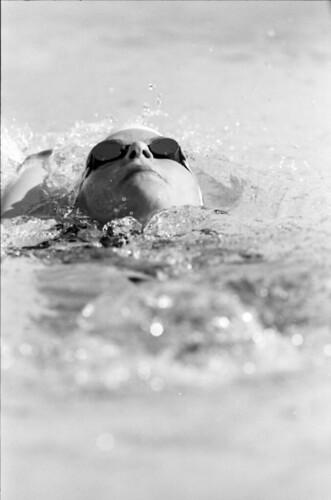 287 Swimming EM 1991 Athens