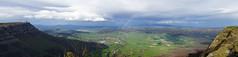 Panoramica de Orduña (Jabi Artaraz) Tags: orduña jabiartaraz jartaraz zb euskoflickr panorámica arcoiris