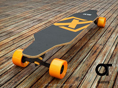 Wood (omardex) Tags: electric product mockup otoy octanerender c4d photoshop skateboard skate board