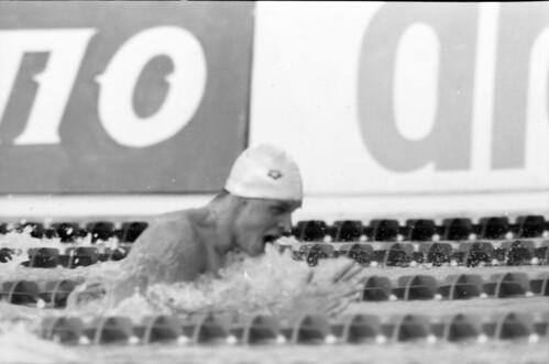 058 Swimming EM 1991 Athens