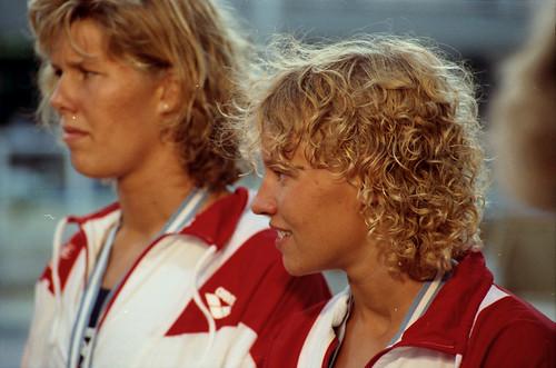 484 Swimming EM 1991 Athens