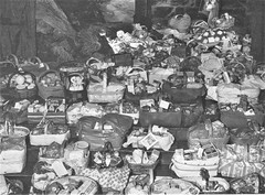 "Food Baskets for the Poor gathered by Children of the Convent of the Sacred Heart Schools 1968 • <a style=""font-size:0.8em;"" href=""http://www.flickr.com/photos/65359853@N00/38432346946/"" target=""_blank"">View on Flickr</a>"