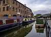 Coventry canal basin (Tony Tomlin) Tags: coventrycanal coventry cityofcoventry britain england uk midlands narrowboats brindley britishwaterways