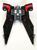 Aurek-Wing Fighter bottom (Oky - Space Ranger) Tags: lego star wars aurebesh aurek wing fighter starfighter vic viper nnovvember