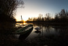 Lanca di Bernate (Sinisa78) Tags: bernate lanca ticino fiume cigno barca
