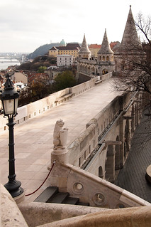 Budapest fisherman bastion
