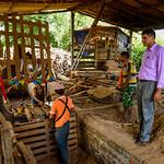 Trishakti Sawmill in Nawalparasi district, Nepal thumbnail
