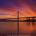 Sunrise At Bay Bridge thumbnail