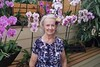 Mom at Akatsuka Orchid Gardens (BarryFackler) Tags: akatsukaorchidgardens orchids flowers ornamentalplants mom pennyfackler pennyspangler penny flowershop petals blooms blossoms beautiful colorful botany volcano volcanohawaii volcanohi family momsvisit2017 indoor vacation smile smiling people plants hawaii hawaiiisland hawaiicounty bigisland polynesia sandwichislands 2017 hawaiianislands barryfackler barronfackler