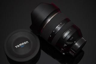 Tamron 15-30mm f/2.8 Di VC USD 鏡頭外觀