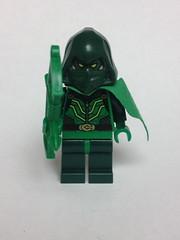 Rogueverse Green Arrow (Update) (Enøshima) Tags: rogueverse green arrow olliver queen rogue verse lego purist dc superhero minifigure