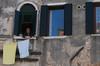 IMGP2650 (hlavaty85) Tags: venezia venice benátky laundry prádlo paní lady okno window