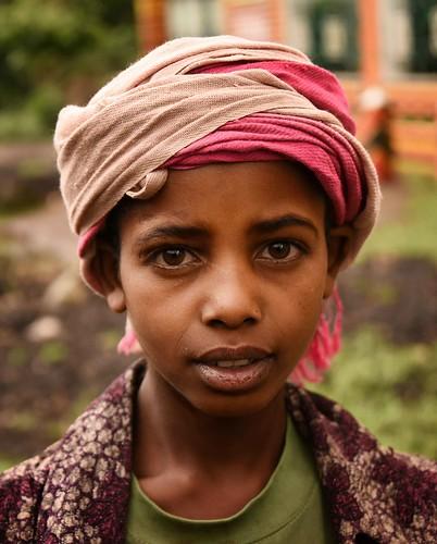 Oromo Girl