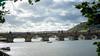 Charles Bridge (Merlin Sebeikat) Tags: prague czechia karlův most vltava water river bridge