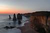 Dusk (Lomasi_) Tags: 12 twelve apostels zwölf apostel abenddämmerung dusk sunset long time exposure langzeitbelichtung orange red rot ocean ozean nikon d5100 35mm