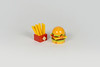 Lego Fast Food - atana studio (Anthony SÉJOURNÉ) Tags: lego fast food hamburger bigmac mac do french fries brick afol moc creator atana studio anthony séjourné