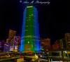 Miami Night Lights (The Happy Traveller) Tags: miami nightscenery nightphotography nightshot miamidade miamiskyline