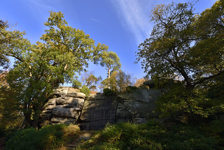 The High rocks, Royal Tunbridge Wells, Kent  -  (Selected by GETTY IMAGES)