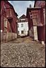 Somewhere in Poland; ca. 1990 (Xenograft) Tags: kazimierz dolny poland 1990 fuji fujichrome color slide film olympus omg