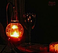 Night mood... (Jurek.P) Tags: lamp mood night nightshot light jurekp konicaminoltadimagez2