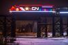 CN Christmas Express 2017 - Day 3 (WherezJeff) Tags: 2017 alberta cnchristmasexpress cnrail stalbert canada distagon1528zf bridge trestle cn5487 sd60