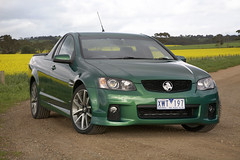 2011 Holden Commodore VE Series II SSV Ute (coconv) Tags: car cars vintage auto automobile vehicles vehicle autos photo photos photograph photographs automobiles antique picture pictures image images collectible old collectors classic ads ad advertisement postcard post card postcards advertising cards magazine flyer prestige brochure dealer gm media press prototype show experimental concept dream 2011 holden commodore ve series ii ssv ute 11 green muscle austrailiian oz pikup truck