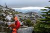 So happy to take climbing shoes off (RichSo) Tags: yakcheck yakpeak coquihallahighway coquihalla alpineclimbing