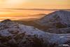 Backlit Blisco (tristantinn) Tags: lakedistrict cumbria bowfell pike o blisco windermere winter sunrise landscape uk britain outdoors nature mist snow ice mountain