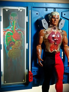 Mattel – The Ultimate Man of Adventure – AKA Mattel's Answer to Kenner's SMDM – AKA Jump on the Bandwagon! – Pulsar – Life Systems Centre – I See Through You!