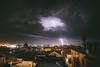 Neapel Blitz (ullli23) Tags: euredurchlaucht itsallaboutlight napoli italien italy italia blitz nachtfotografie