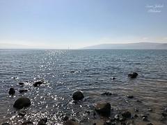 21 - Tabgha - Galileai - tenger / Tabgha - Genezaretské jazero