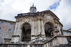 Sanctuary of Loyola (Yuri Rapoport) Tags: church sanctuaryofloyola 2015 azpeitia basquecountry euskadi paísvasco loyola spain