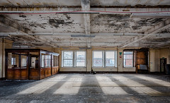 Vintage-Harland-Wolff-offices-2nd-floor (Titanic Belfast) Tags: belfast drawingoffices gocphotography harlandwolff titanic titanichotel