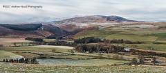 Ingram Valley View (anicoll41) Tags: ingramvalley breamishvalley ingram northumberland cheviots hedgehopehill dunmoorhill snow landscape gentle