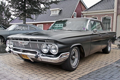 Chevrolet Impala Sedan 1961 (1395) (Le Photiste) Tags: chevroletdivisionofgeneralmotorsllcdetroitusa chevroletimpala cc clay 1961 chevroletimpalav8series1800model18694doorsedan americanluxurycar simplyblack menaldumfryslân fryslânthenetherlands thenetherlands afeastformyeyes aphotographersview autofocus alltypesoftransport artisticimpressions anticando blinkagain beautifulcapture bestpeople'schoice bloodsweatandgear gearheads creativeimpuls cazadoresdeimágenes carscarscars canonflickraward digifotopro damncoolphotographers digitalcreations django'smaster friendsforever finegold fandevoitures fairplay greatphotographers giveme5 groupecharlie peacetookovermyheart oddtransport oddvehicle hairygitselite ineffable infinitexposure iqimagequality interesting inmyeyes livingwithmultiplesclerosisms lovelyflickr myfriendspictures mastersofcreativephotography niceasitgets photographers prophoto photographicworld planetearthtransport planetearthbackintheday photomix soe slowride simplysuperb saariysqualitypictures showcaseimages simplythebest thebestshot thepitstopshop themachines transportofallkinds theredgroup thelooklevel1red simplybecause vividstriking wheelsanythingthatrolls wow yourbestoftoday oldtimer