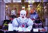 Evil Clown Cake October 2017 (Pgcc) Tags: glasgow scotland cake halloween hillhead pennywise clown evil icing 35mmfilm revue400se rangefinder 40mmlens f17 fujicolorc200 cakeshop horror it vivitar35es stephenking
