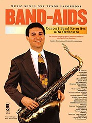 PDF Band-Aids - Concert Band Favorites with Orchestra: Music Minus One Tenor Saxophone (Music (fefyohispa ebook store) Tags: pdf bandaids concert