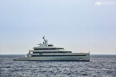 Savannah - 84m - Feadship (Raphaël Belly Photography) Tags: rb raphaël monaco raphael belly photographie photography yacht boat bateau superyacht my yachts ship ships vessel vessels sea motor mer m meters meter savannah 84m 84 feadship grey gris grigio grise silver argent