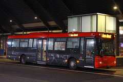 BZ-NZ-44, Amsterdam Centraal, January 26th 2015 (Southsea_Matt) Tags: scania amsterdamcentraal busstation bus rnet bznz44 4059 nightshot passengertravel publictransport vehicle canon 60d sigma 1850mm january 2015 winter holland thenetherlands