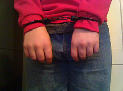 handcuffed arested (catbleu4555) Tags: handcuffed handcuff arested guy prisoner poeple portrait