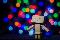 Mr Danboard (BP Chua) Tags: danboard toy toyphotography box man boxman colours bokeh nikon product