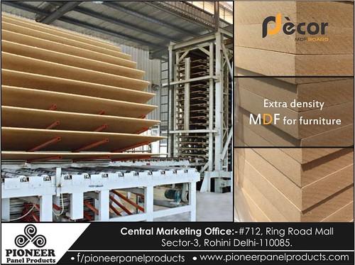 Extra Density MDF For Furniture