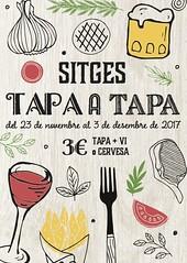 TAPA TAPA SITGES TARDOR 17 (Sitges - Visit Sitges) Tags: sitges tardor tapa 2017 gastronomia bar tapes ruta de tapas tapeo