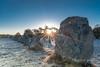KERLESCAN-CARNAC (fbesrest) Tags: soleil carnac morbihan mer megalithes mystique megalithiques stone site alignements archéologique nikon nikonflickraward ngc nature néolithique sunset