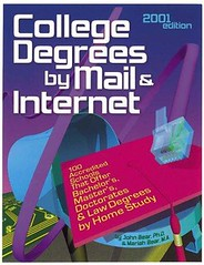 [PDF] DOWNLOAD College Degrees by Mail and Internet 2001 (Bear s Guide to College Degrees by (BOOKSYZQYYBCAE) Tags: pdf download college