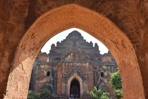 Dahmmayan Gyi Phaya  /Bagan, Myanmar/